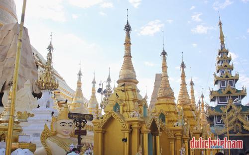 24 giờ ghé thăm Yangon – cố đô xinh đẹp của Myanmar