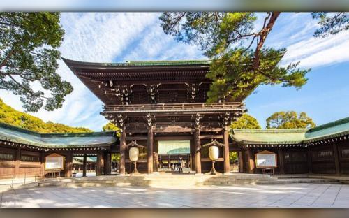 Meiji Jingu - ngôi đền đặc biệt giữa lòng thủ đô Tokyo