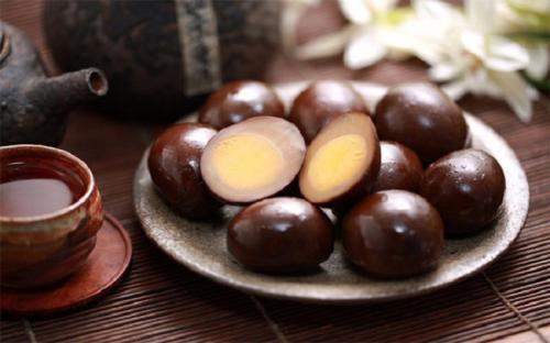 Trứng sắt - món ăn độc đáo xứ Đài du khách nên thử một lần