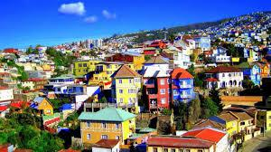 Chìm vào muôn vàn sắc màu cuộc sống tại thành phố Valparaíso