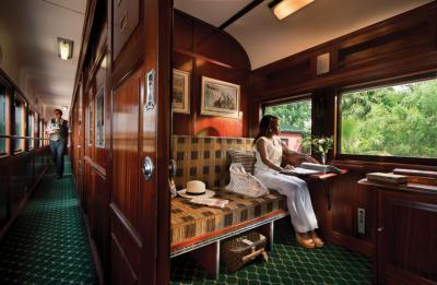 Top 5 chuyến tàu hỏa sang trọng hơn cả khách sạn