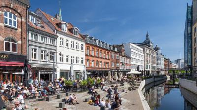 Những ngày vui ngắn bên thành phố Aarhus