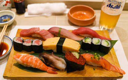 Hành trình trải nghiệm ẩm thực cao cấp ở Nhật Bản qua 7 món ăn
