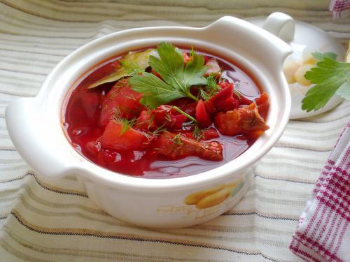 Độc đáo phong vị ẩm thực nước Nga