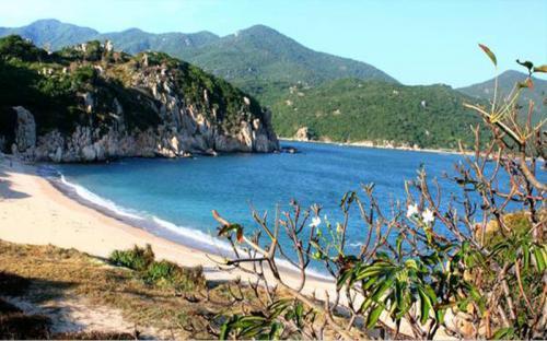 Những bãi biển độc lạ tuyệt đẹp ở Ninh Thuận