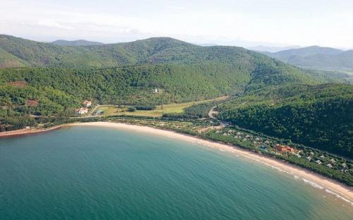 Thiên đường biển Bãi Lữ -  Đà Lạt xứ Nghệ