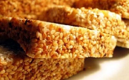 Bánh cáy làng Nguyễn - thức quà giản dị từ một vùng quê