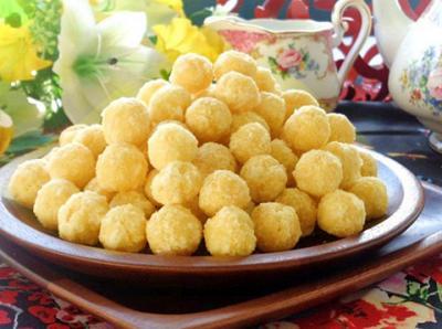 Nhớ mãi hương vị ngọt ngào của bánh nhãn Hải Hậu