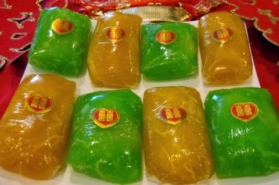 Đầu xuân ghé Kinh Bắc thưởng thức bánh phu thê