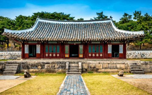 Bí ẩn mùa thu Triều Tiên