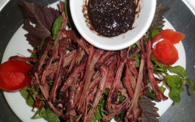 Núi non hùng vĩ Cao Bằng níu chân lữ khách hàng loạt món ăn ngon