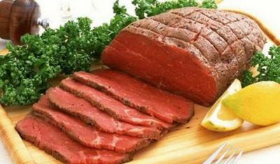 Món bò tái kiến đốt độc, lạ ở Tam Đảo