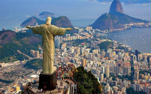 Tượng chúa Jesu, niềm tự hào của đất nước Brazil