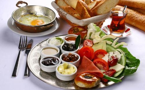 Kahvalti - Khởi đầu ngày mới với bữa sáng đầy năng lượng của người Thổ Nhĩ Kỳ