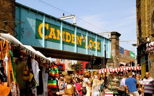 Tới London nhớ ghé qua 9 khu chợ này