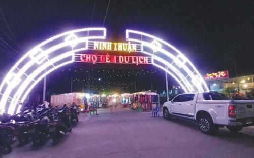 Khám phá Chợ đêm Ninh Thuận