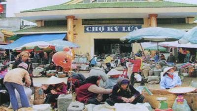 Đến Lạng Sơn dạo chơi chợ Kỳ Lừa