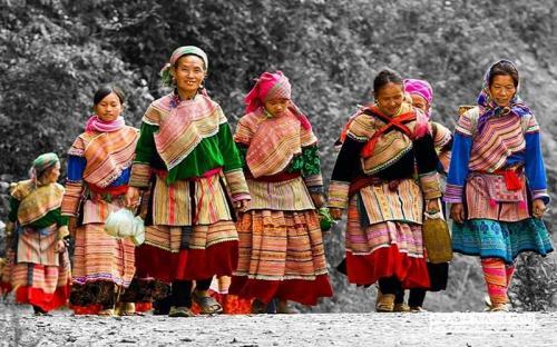 Chợ Bắc Hà - Phiên chợ vùng cao có 1-0-2 ở Lào Cai