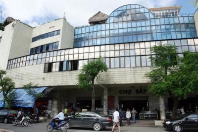 Chợ Sắt - ngôi chợ lớn nhất Hải Phòng