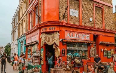 Ghé thăm 6 khu chợ trời nhộn nhịp nhất London