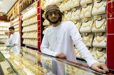 Du lịch Dubai ghé thăm chợ vàng rẻ nhất thế giới