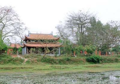 Ghé đến di tích lịch sử Chùa Bắc Mã Quảng Ninh