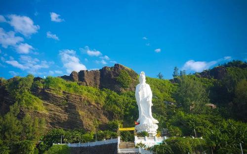 Về chùa Đục đắm chìm trong sự yên bình ít nơi nào có được