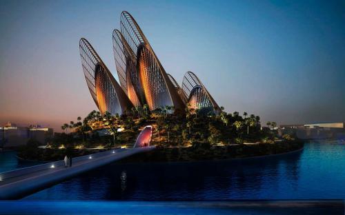 Choáng ngợp trước những công trình giải trí khủng tại UAE