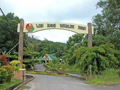 Trải nghiệm thú vị với công viên động vật hoang dã Lok Kawi