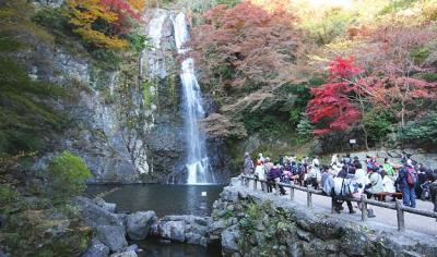 Khám phá vẻ đẹp quyến rũ của công viên Minoo ở Osaka