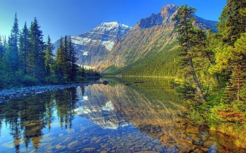 Cùng bất ngờ trước vẻ đẹp của vườn quốc gia Jasper