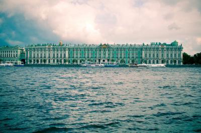 Cung điện Mùa đông ở St. Petersburg