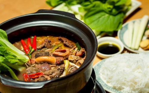 Sơn hào hải vị cũng chẳng bằng hương vị đặc sản Đồng Văn, Hà Giang