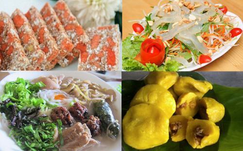 """""""Chao đảo"""" vị giác với những món ngon tứ tuyệt Thái Bình"""