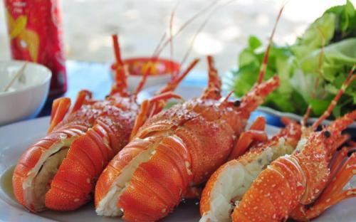 Đặc sản đảo Phú Quý, ăn sang mà giá vẫn rẻ