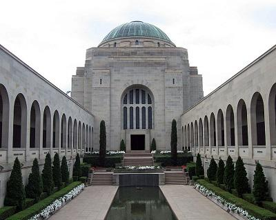 Địa điểm du lịch nổi tiếng của thành phố Canberra