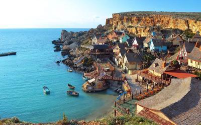 Ấp ủ kế hoạch tránh rét tại Malta đảo quốc thiên đường vạn người mê