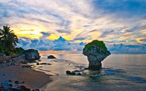 Đảo Tiểu Lưu Cầu viên ngọc quý trên vùng biển Đài Loan
