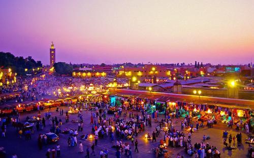 Đến Bắc Phi thả mình vào thiên nhiên hùng vĩ của đất nước Maroc