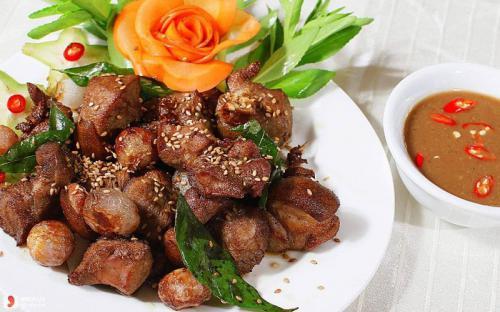Dê núi, món ăn nhất định phải thử khi đến Ninh Bình