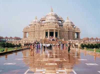 Tổng quan du lịch New Delhi - Ấn Độ