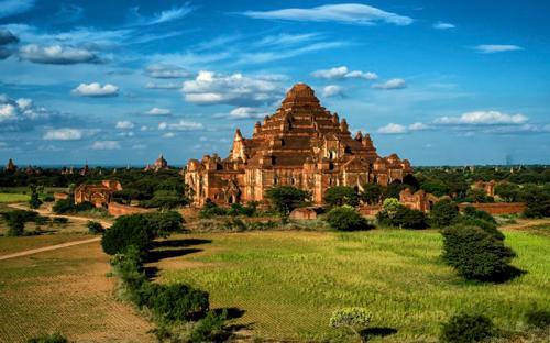 Vẻ đẹp bất biến của những ngôi chùa ở Bagan - Myanmar