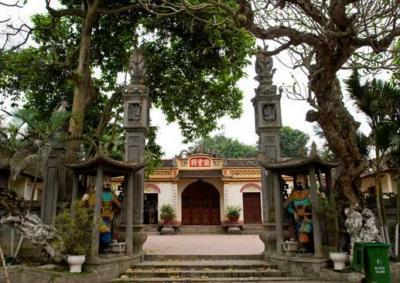 Đền Đuông - Vẻ đẹp linh thiêng và cổ kính