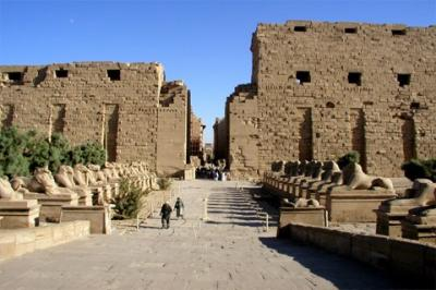 Tổng quan du lịch Luxor - Ai Cập