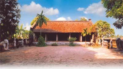 Đền Phú Đa - Công trình vĩnh cửu