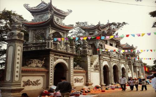 Những di tích cổ, độc đáo nhất ở Thái Bình