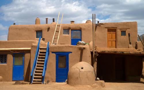 Khám phá Di sản văn hóa thế giới Taos Pueblo - nước Mỹ