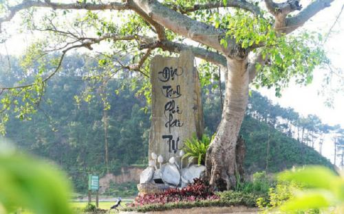 Đắm mình không gian ngôi chùa Địa Tạng Phi Lai ở Hà Nam