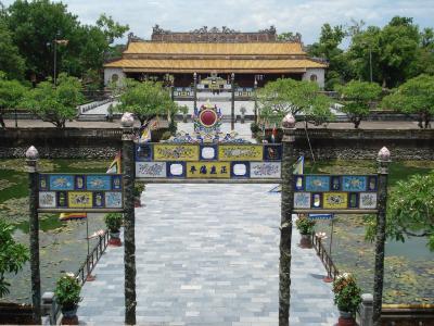 Di tích điện Thái Hòa