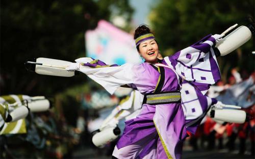 Những sự thật thú vị về điệu múa truyền thống của Nhật Bản